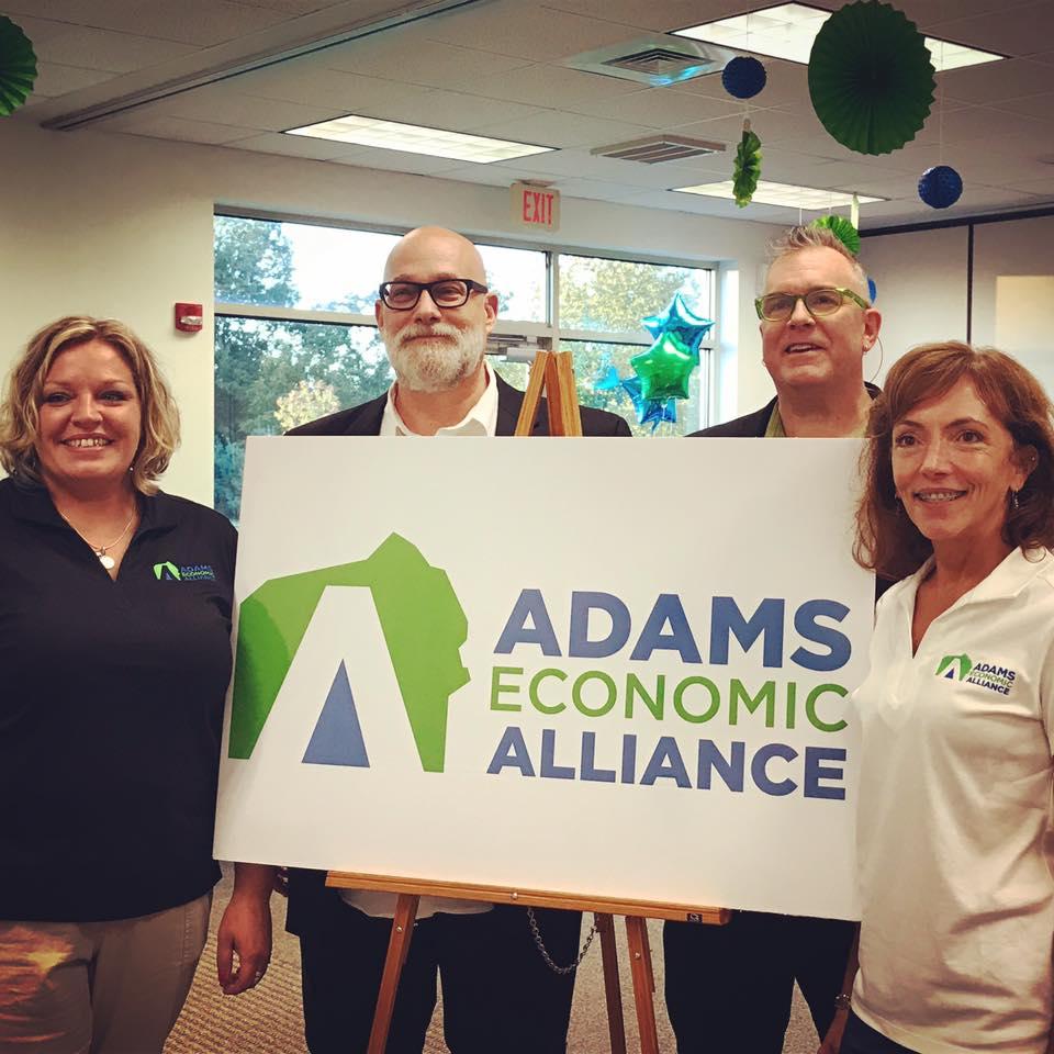 Adams Economic Alliance Identity